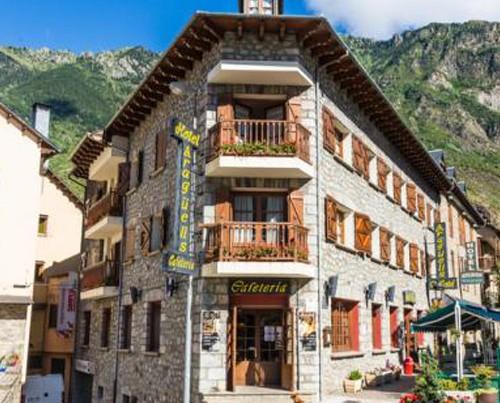HotelAraguells